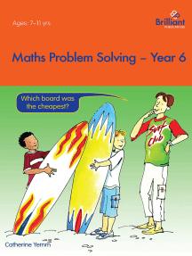 Maths Problem Solving Year 6 By Catherine Yemm Book border=