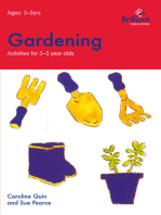 Gardening (Activities for 3–5 Year Olds)