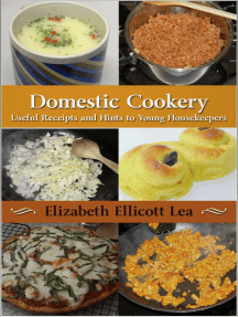 Domestic Cookery