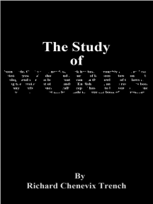 The Study of Words