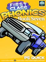 First Class Phonics - Book 7