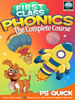 First Class Phonics - The Complete Course