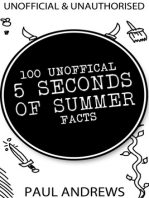 100 Unofficial 5 Seconds of Summer Facts