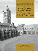 From Plato to Wittgenstein