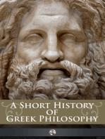 A Short History of Greek Philosophy