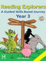 Reading Explorers Year 3