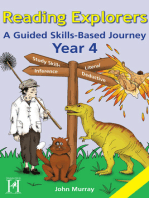 Reading Explorers Year 4: A Guided Skills-Based Journey