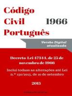 Código Civil Português (1966)