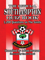 The Official Southampton Quiz Book
