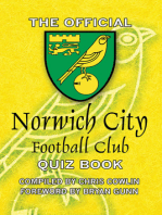 The Official Norwich City Football Club Quiz Book