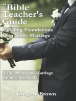 Building Foundations for a Godly Marriage