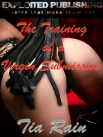 The Training of a Virgin Submissive