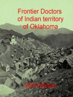 Frontier Doctors Of Indian Territory Of Oklahoma