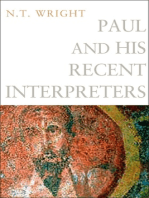 Paul and His Recent Interpreters