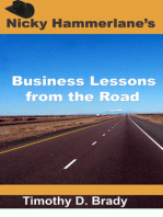Business Lessons from the Road with Nicky Hammerlane