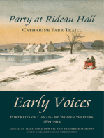 Party at Rideau Hall