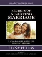 Secrets Of A Lasting Marriage