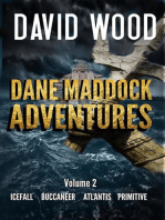 The Dane Maddock Adventures Volume 2