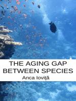 The Aging Gap Between Species