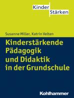 Kinderstärkende Pädagogik in der Grundschule