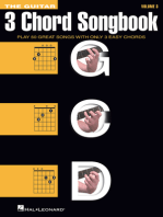 The Guitar Three-Chord Songbook - Volume 3 G-C-D