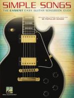 Simple Songs: The Easiest Easy Guitar Songbook Ever