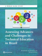 Assessing Advances and Challenges in Technical Education in Brazil