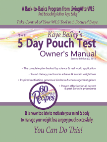 The 5 Day Pouch Test Owner's Manual