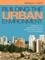 Building the Urban Environment