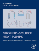Ground-Source Heat Pumps: Fundamentals, Experiments and Applications