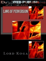Laws of Perversion