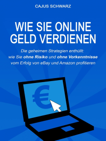Wie Sie online Geld verdienen