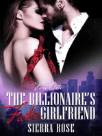 The Billionaire's Fake Girlfriend (The Billionaire Saga, #1)