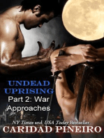 Undead Uprising War Approaches (Villalobos Legacy, #2)