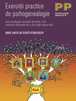 Exercitii practice de psihogenealogie