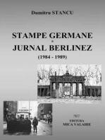 Stampe germane. Jurnal berlinez