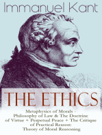 The Ethics of Immanuel Kant