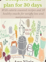 Complete 30 days meal plan