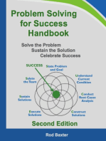 Problem Solving for Success Handbook: Solve the Problem – Sustain the Solution – Celebrate Success