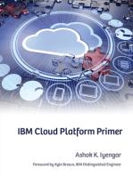IBM Cloud Platform Primer