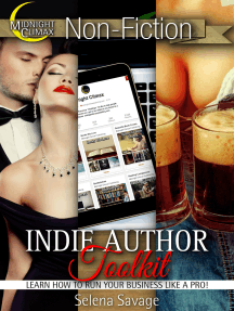 The Indie Author Toolkit (Learn How To Run Your Business Like A Pro!)