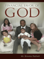 The Financial Favor of God