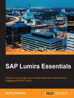 SAP Lumira Essentials