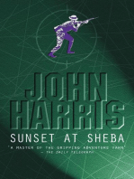 Sunset At Sheba