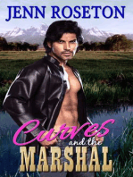 Curves and the Marshal (BBW Western Romance - Coldwater Springs 8)