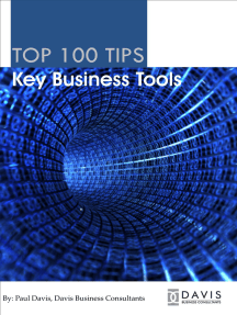 Top 100 Tips Key Business Tools