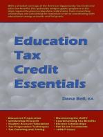 Education Tax Credit Essentials