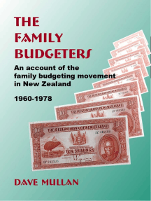 The Family Budgeters: An Account of the Family Budgeting Movement in New Zealand, 1960—1978