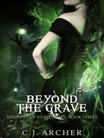 Beyond The Grave (Book 3 in the Ministry of Curiosities series)