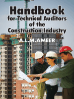 Handbook for Technical Auditors of the Construction Industry